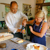 Cooking classes in France