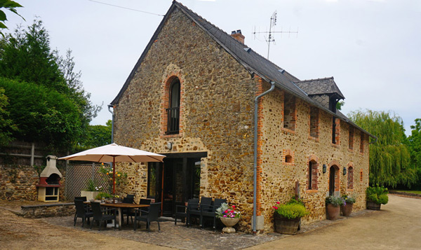 Cookery holiday France